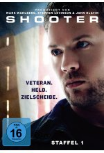 Shooter - Staffel 1  [4 DVDs] DVD-Cover