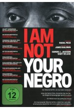I Am Not Your Negro DVD-Cover