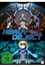 Heavy Object Vol.1 - Episode 01-06 DVD-Cover