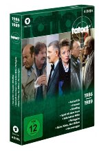 Tatort Klassiker - 80er Box 3 (1986-1989)  [4 DVDs] DVD-Cover