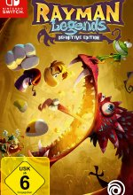Rayman Legends - Definitive Edition Cover