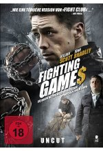 Fighting Games - Uncut DVD-Cover