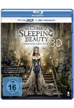 The Curse of Sleeping Beauty - Dornröschens Fluch (inkl. 2D-Version) Blu-ray 3D-Cover