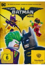 The Lego Batman Movie DVD-Cover