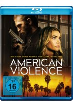 American Violence Blu-ray-Cover