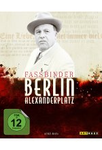 Berlin - Alexanderplatz  [4 BRs] Blu-ray-Cover