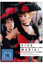 Viva Maria - Digital Remastered DVD-Cover