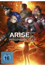 Ghost in the Shell - ARISE: Pyrophoric Cult DVD-Cover