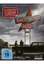 American Gods - Staffel 1 - Collector's Edition  [4 DVDs] <br> DVD-Cover