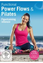 Functional Power Flows & Pilates DVD-Cover