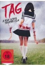 Tag - A High School Splatter Film DVD-Cover