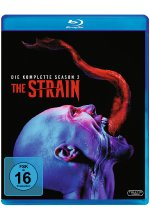 The Strain - Season 2  [3 BRs] Blu-ray-Cover