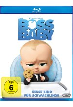 The Boss Baby Blu-ray-Cover