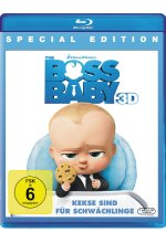 The Boss Baby Blu-ray 3D-Cover