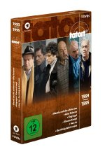 Tatort Klassiker - 90er Box 2 (1993-1995)  [3 DVDs] DVD-Cover