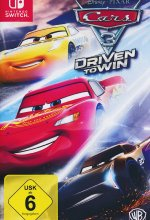Cars 3 - Driven to Win Cover