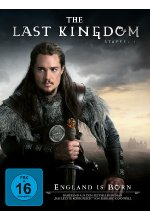 The Last Kingdom - Staffel 1 [4 DVDs] DVD-Cover