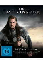 The Last Kingdom - Staffel 1 [3 BRs] Blu-ray-Cover