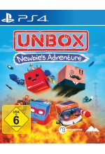 Unbox - Newbie's Adventure Cover