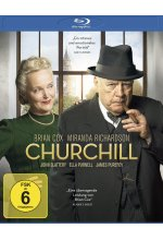 Churchill Blu-ray-Cover