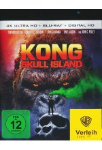 Kong: Skull Island  (4K Ultra HD) (+ Blu-ray) Cover