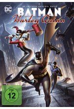 Batman und Harley Quinn DVD-Cover