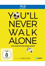 You'll never walk alone - Die Geschichte eines Songs (OmU) Blu-ray-Cover