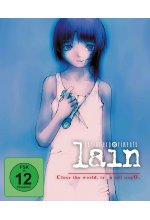 Serial Experiments Lain - Gesamtausgabe - Collector's Edition [2 BRs] Blu-ray-Cover