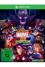 Marvel vs. Capcom Infinite Cover