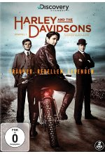Harley & The Davidsons - Staffel 1  [2 DVDs] DVD-Cover