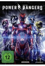 Power Rangers DVD-Cover