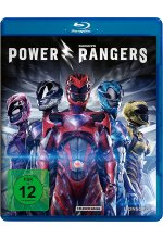 Power Rangers Blu-ray-Cover