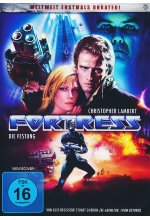 Fortress - Die Festung - Unrated DVD-Cover
