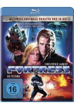 Fortress - Die Festung - Unrated Blu-ray-Cover
