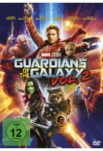 Guardians of the Galaxy 2 DVD-Cover