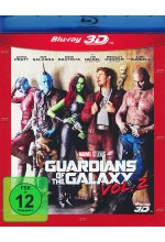 Guardians of the Galaxy 2 Blu-ray 3D-Cover