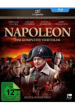 Napoleon - Der komplette Vierteiler - Digital Remastered  [2 BRs] Blu-ray-Cover