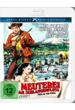 Meuterei am Schlangenfluß (Bend of the River) Blu-ray-Cover