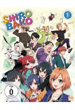 Shirobako - Staffel 1.1/Episode 01-04 im Sammelschuber  [3 BRs] Blu-ray-Cover