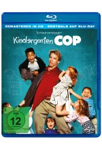 Kindergarten Cop Blu-ray-Cover