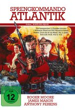 Sprengkommando Atlantik DVD-Cover