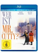 Wer ist Mr. Cutty? Blu-ray-Cover