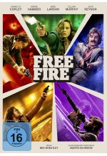 Free Fire DVD-Cover