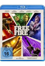 Free Fire Blu-ray-Cover