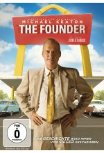 The Founder DVD-Cover