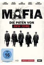 Mafia - Die Paten von New York - Uncut  [2 DVDs] DVD-Cover
