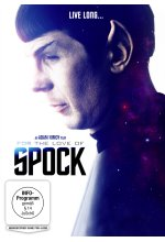 For the Love of Spock (OmU) DVD-Cover