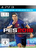 Pro Evolution Soccer 2018 (Premium Edition) Cover