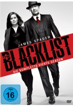 The Blacklist - Season 4  [6 DVDs] DVD-Cover