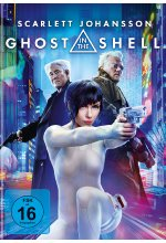 Ghost in the Shell DVD-Cover